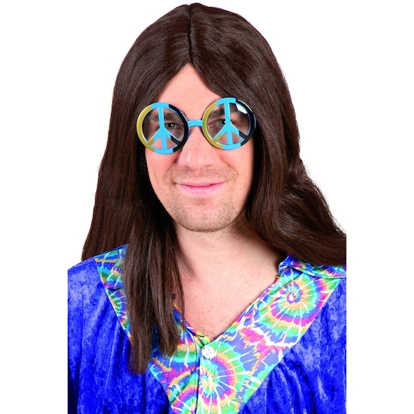Hippie Glasses For Adult Fancy Dress