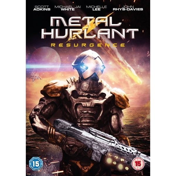Metal Hurlant Resurgence Season 2 DVD