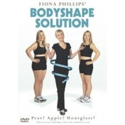 Fiona Phillips Bodyshape Solution DVD