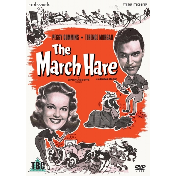 March Hare DVD