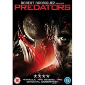 Predators DVD