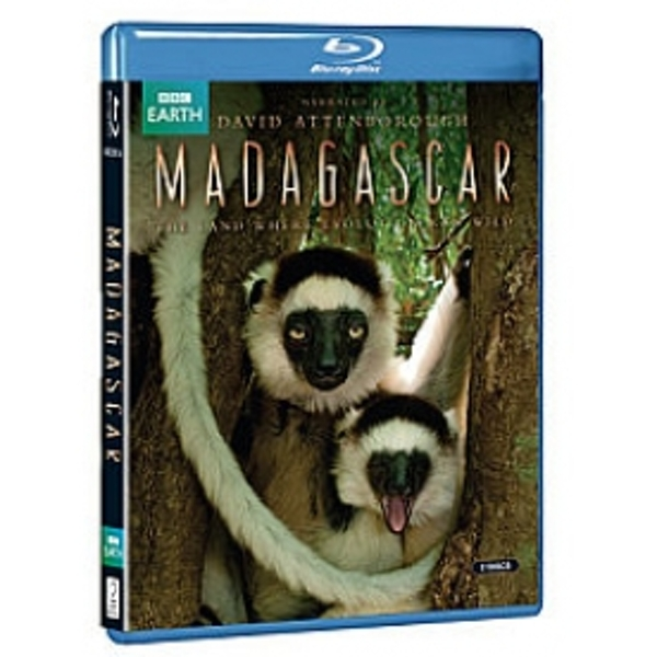 Madagascar (BBC Earth Version) Blu-ray