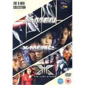 X-Men Triple (X-Men, X2, X-Men The Last Stand) DVD