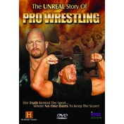 The Unreal Story of Pro Wrestling DVD