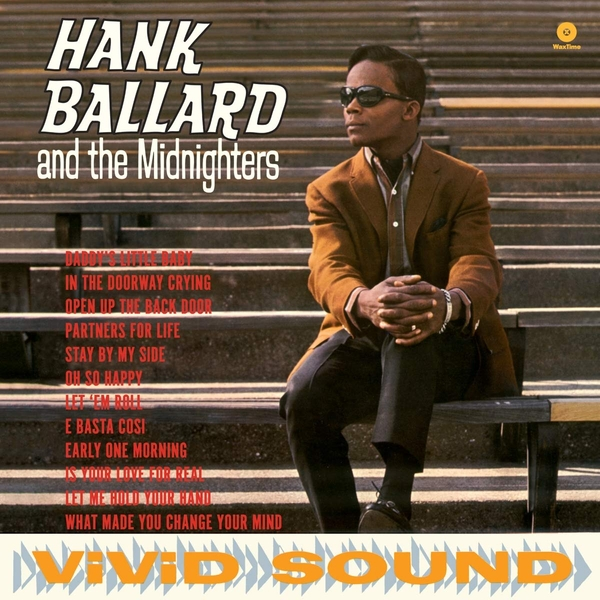 Hank Ballard - Hank Ballard And The Midnighters Vinyl