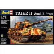 Tiger II Ausf. B 1:72 Revell Model Kit