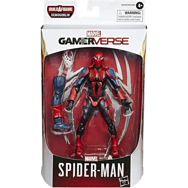 Spider-Armour MK III (Marvel Legends) Spider-Man Action Figure - Image 1