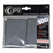 Ultra Pro Eclipse PRO-Matte Smoke Grey Standard 80 Sleeves (case of 6)