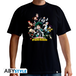 My Hero Academia - Heroes Men's Small T-Shirt - Black - Image 2