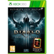 Diablo III 3 Reaper of Souls Ultimate Evil Edition Xbox 360 Game