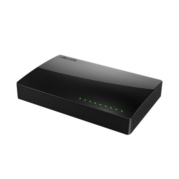 Tenda SG108 8-Port Unmanaged Gigabit Desktop Switch UK Plug