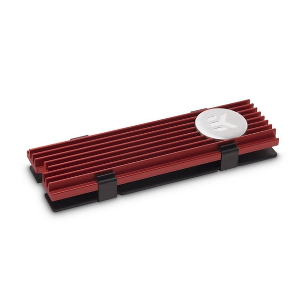 EK Water Blocks EK-M.2 NVMe Heatsink - Red