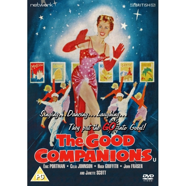 The Good Companions DVD