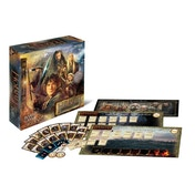 The Hobbit Desolation of Smaug Board Game