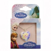 Disney Frozen Double Sided Elsa & Anna Locket Necklace