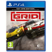 GRID Day One Edition PS4 Game