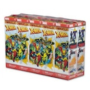 Marvel HeroClix Uncanny X-Men Boosters (10 Booster Packs)