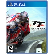 Ex-Display TT Isle of Man Ride on the Edge PS4 Game (#) Used - Like New
