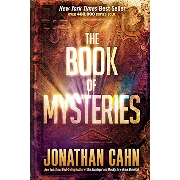 BOOK OF MYSTERIES THE  Paperback 2018