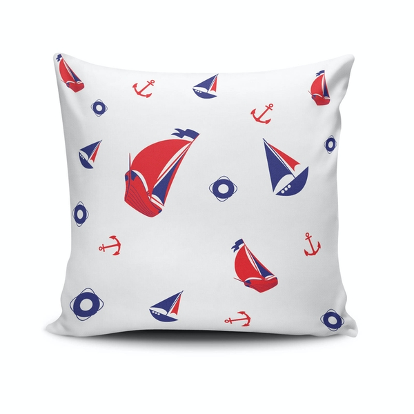 NKLF-148 Multicolor Cushion Cover