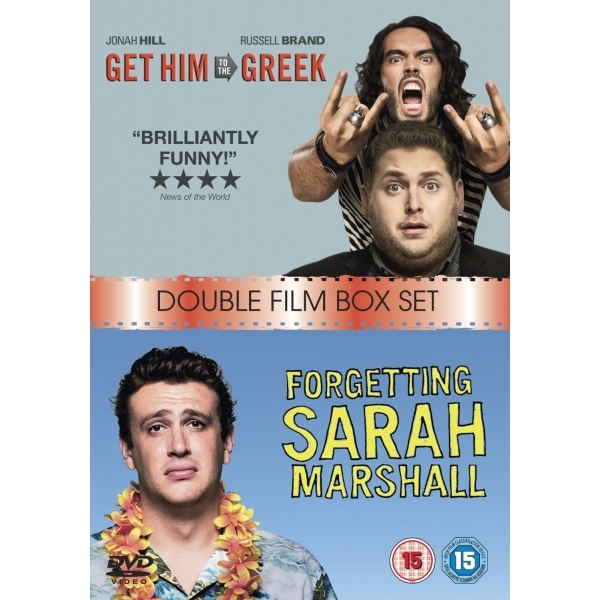Forgetting Sarah Marshall / Get Him To The Greek DVD