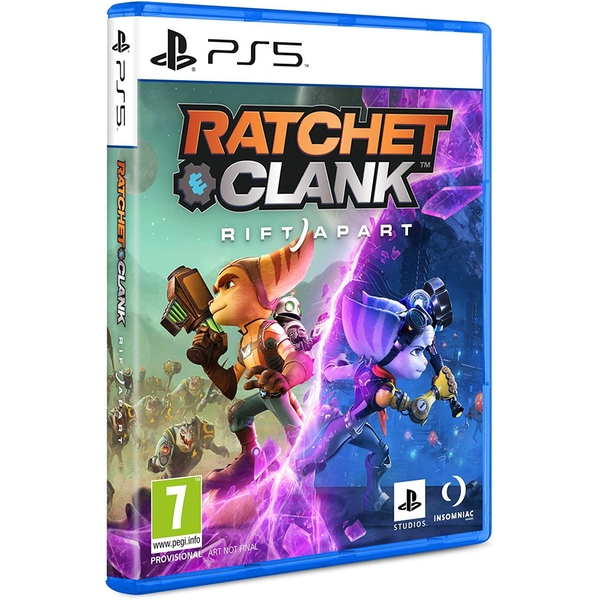 Ratchet and Clank Rift Apart PS5 Game