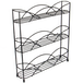 3 Tier Herb & Spice Rack | M&W Black  - Image 2