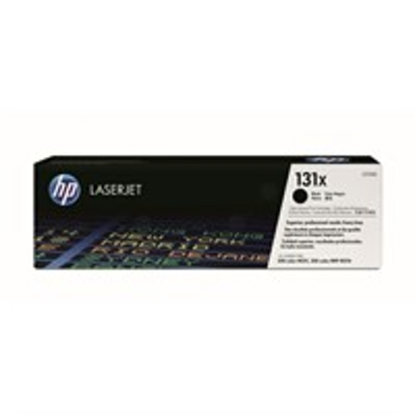 HP CF210X (131X) Toner black, 2.4K pages