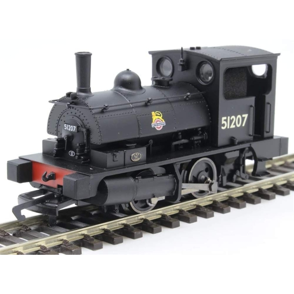 Hornby BR Class 21 Pug 0-4-0ST Era 4 Model Train