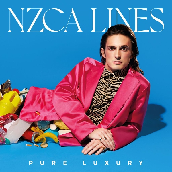 NZCA Lines - Pure Luxury Limited Edition Pink Vinyl