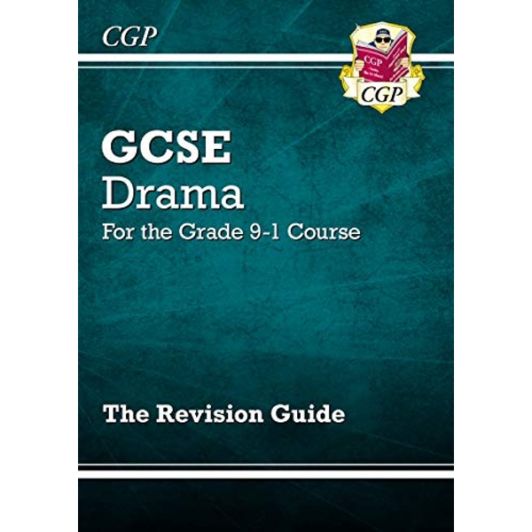 New Grade 9-1 GCSE Drama Revision Guide  Paperback / softback 2018