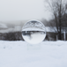 M&W K9 Clear Crystal Ball For Photography 100mm - Image 5