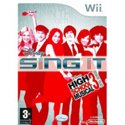Disney Sing It High School Musical 3 Senior Year Solus Game Wii