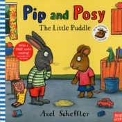 Pip and Posy: The Little Puddle by Nosy Crow (Paperback, 2013)