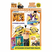 Despicable Me 3 Sticker Starter Pack