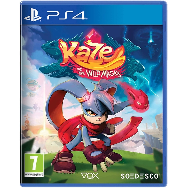 Kaze and the Wild Masks PS4 Game