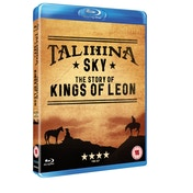 Talihina Sky The Story of Kings Of Leon Blu-ray