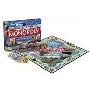 Chelmsford Monopoly Board Game