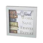 Travel Fund Moneybox Frame