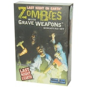 Last Night on Earth Zombies with Grave Weapons Board Game