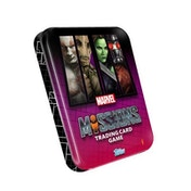 Marvel Hero Attax Missions Trading Card Game Tin