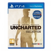 (Pre-Owned) Uncharted The Nathan Drake Collection PS4 Game Used - Like New