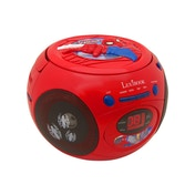 Lexibook Ultimate Spider-man CD Player UK Plug
