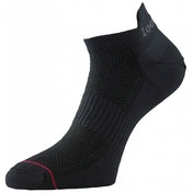 1000 Mile Ultimate Tactel Liner Sock Black Mens UK Size 6-8