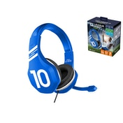 Subsonic Pro League Gaming Multi Format Headset with Microphone Blue