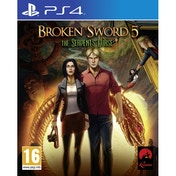 Broken Sword 5 The Serpent's Curse PS4 Game