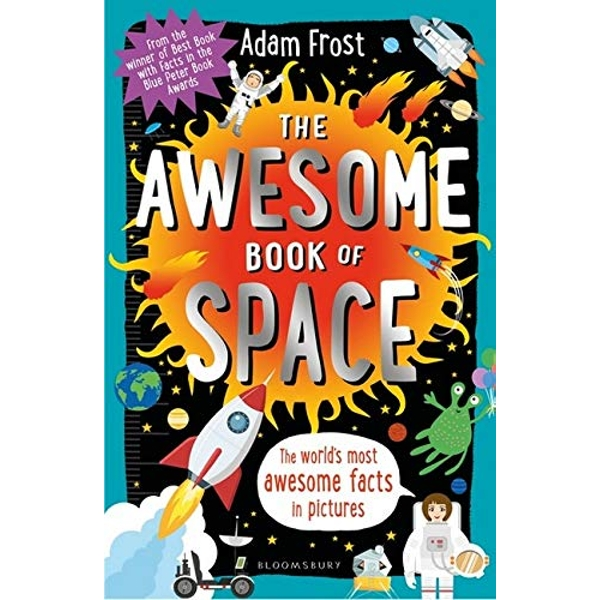 The Awesome Book of Space  Paperback / softback 2018
