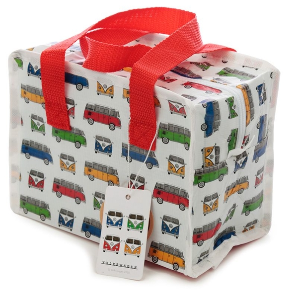 Volkswagen VW T1 Camper Bus Small Lunch Bag