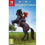 Windstorm Nintendo Switch Game