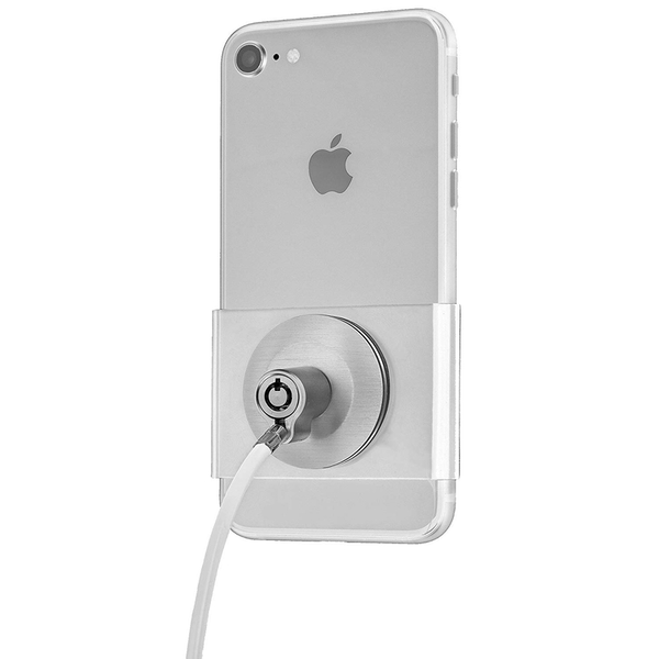 SecurityXtra SecureClip for Apple iPhone 8 - White